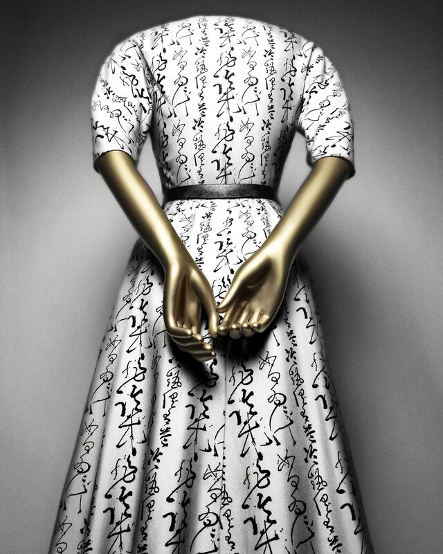 """Christian Dior, '""""Quiproquo"""" cocktail  dress (Christian Dior for House of Dior)', 1951, Fashion Design and Wearable Art, The Metropolitan Museum of Art"""
