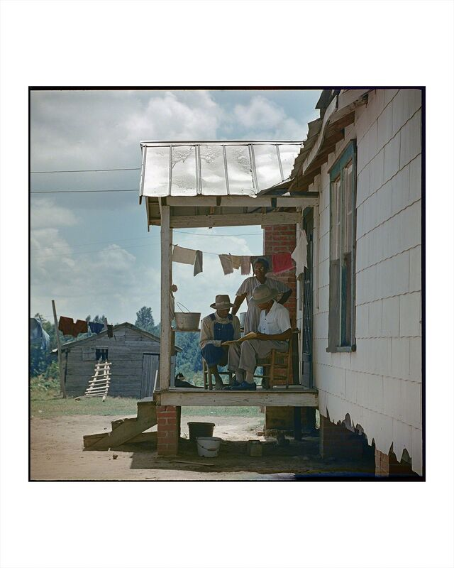 Gordon Parks, 'Untitled, Mobile, Alabama, 1956', 1956, Print, Archival pigment print, Adamson Gallery