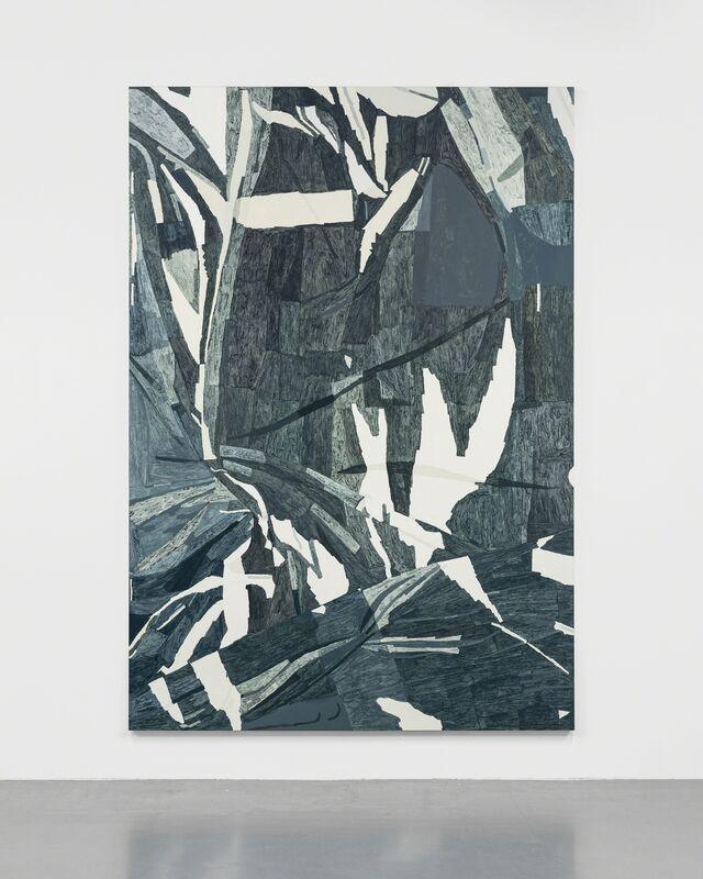 Fredrik Åkum, 'Untitled', 2017, Painting, Acrylic on canvas, GSB / Gallery Steinsland Berliner