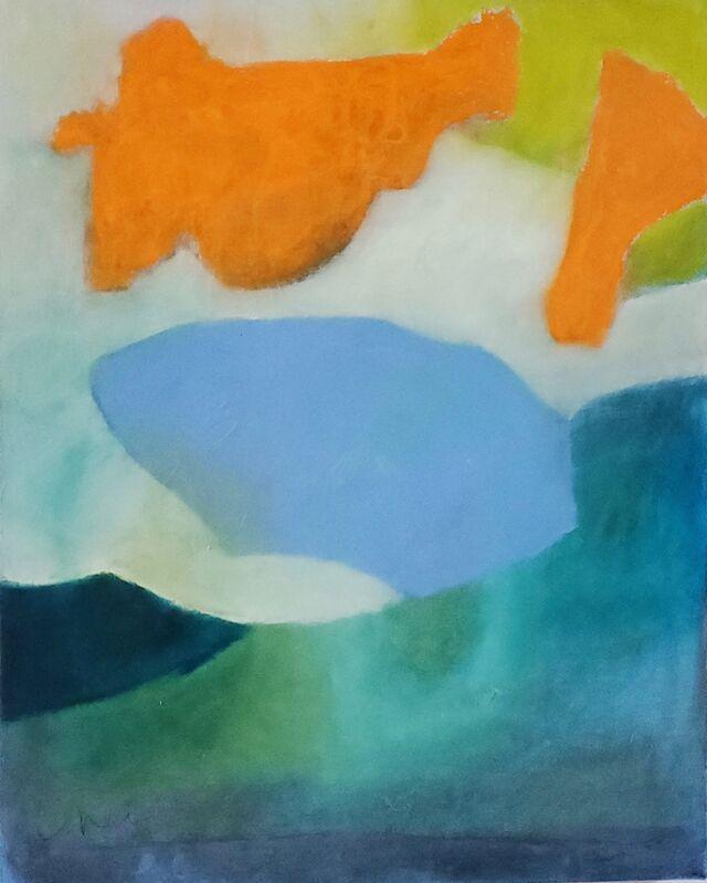 Ulla Neigenfind, 'Genesis: Heavy', 2018, Painting, Oil/Canvas, Miller White Fine Arts