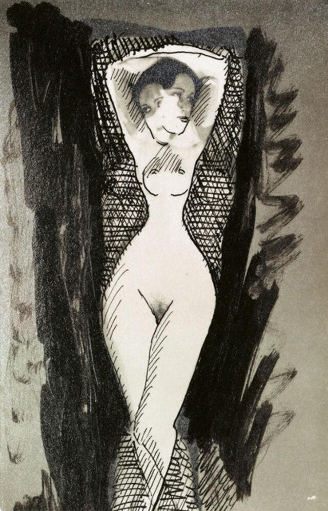Man Ray | Alice Prin (Kiki de Montparnasse) (1924) | Artsy