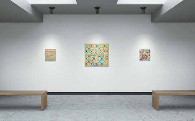 Gibbons & Nicholas at London Art Fair: Edit, installation view