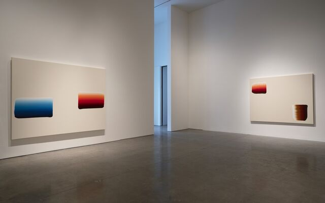 Lee Ufan, installation view