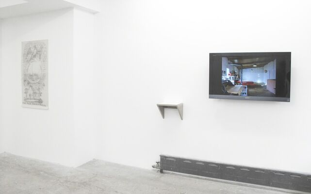 Retry the Life Experiment in the Communal, installation view