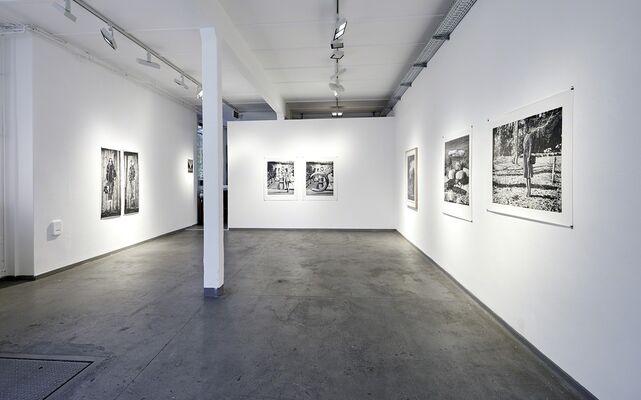 Zweifaches Sehen / Twofoldness, installation view