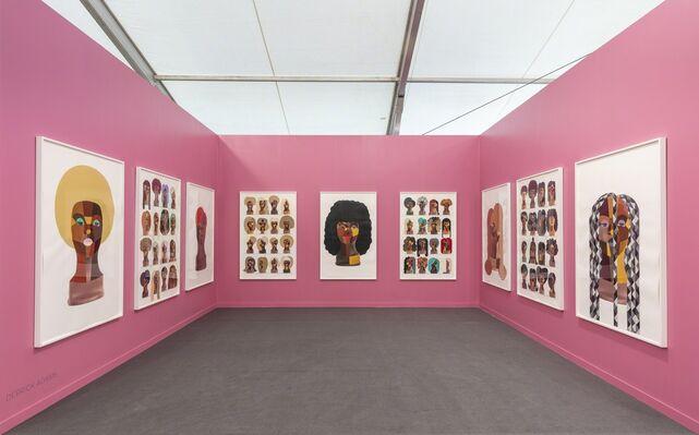 Vigo Gallery at Frieze New York 2019, installation view