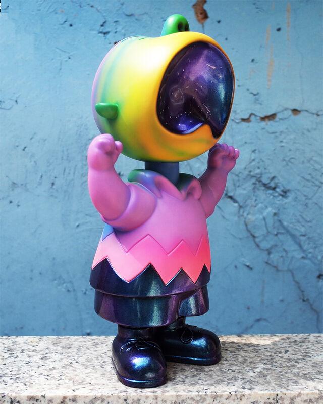 Kenny Scharf, ''Charlie Brown' (x Apportfolio)', 2019, Sculpture, Collectible resin art figure., Signari Gallery