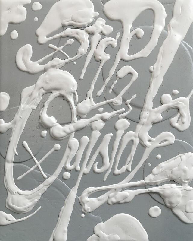 Greg 'Craola' Simkins, 'Step Outside', 2016, Painting, Latex, Acrylic and Spray Paint on Panel, LAUNCH LA