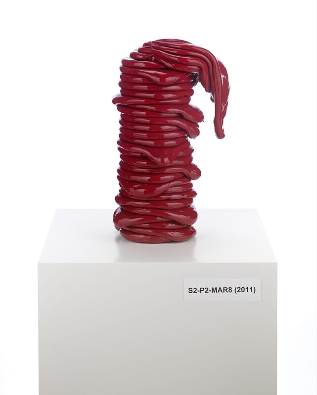 Roxy Paine, 'S2-P2-MAR8', 2011, Sculpture, Low-density polyethylene, Kasmin