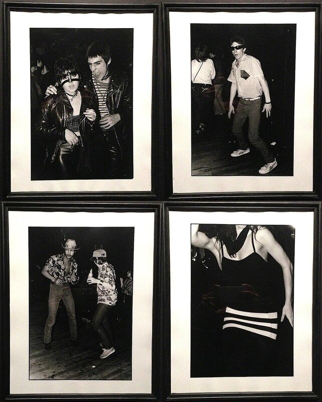 Paul Garrin, 'Club Heat, New York City', 1980, Photography, Silver gelatin print, IFAC Arts