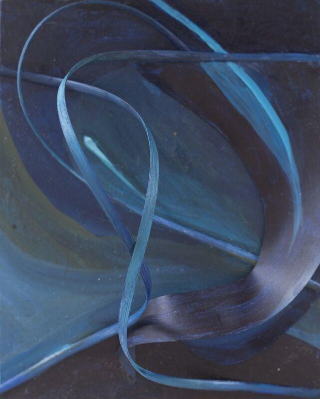 Gillian Bradshaw-Smith, 'Orbit Series', 2017, Painting, Acrylic and cane on canvas, Ro2 Art