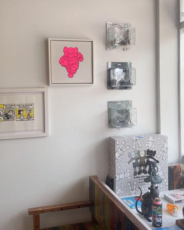 KAWS, 'Chum', 2019, Ephemera or Merchandise, Print on 100% Cotton, End to End Gallery