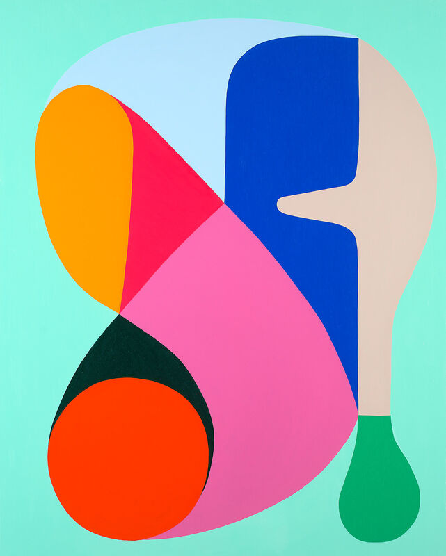Stephen Ormandy, 'Mask', 2020, Painting, Oil on Canvas, Rhodes