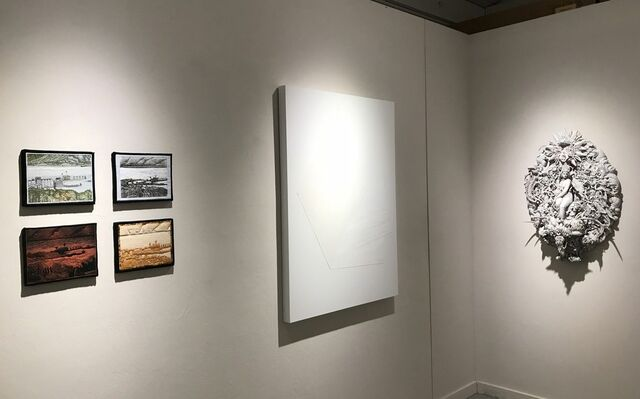 Material Matters, installation view
