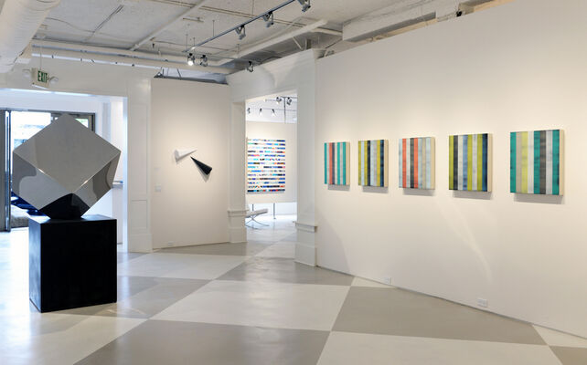 DYNAMICS/CONFLUENCE, installation view