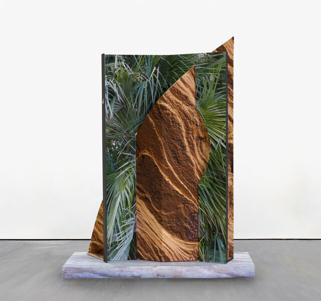 Letha Wilson, 'Palms Fold Rock Arc', 2020