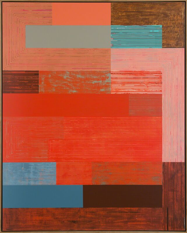 Sunny Taylor, 'Resolution 2', 2016, Painting, Acrylic on panel, Julie Nester Gallery