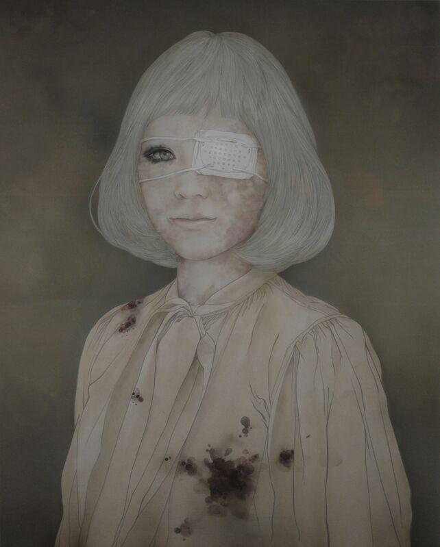 Takahiro Hirabayashi, 'Phantom pain', 2010, Painting, Gouache on paper, Aki Gallery