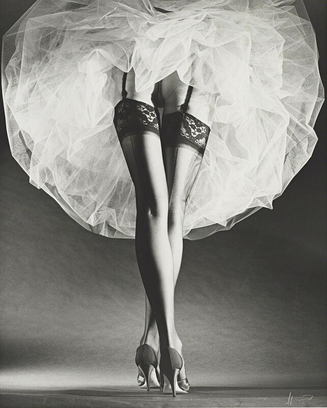Horst P. Horst, 'Round the Clock 1, New York', 1987, Photography, Platinum print, Atlas Gallery