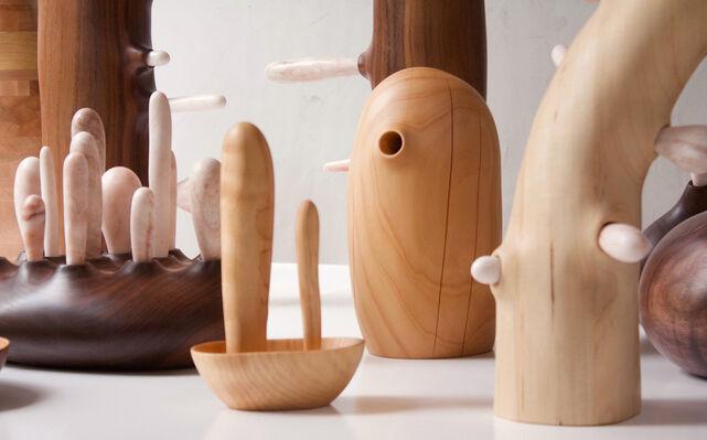 Patrick Parrish Gallery at FOG Design+Art 2020, installation view