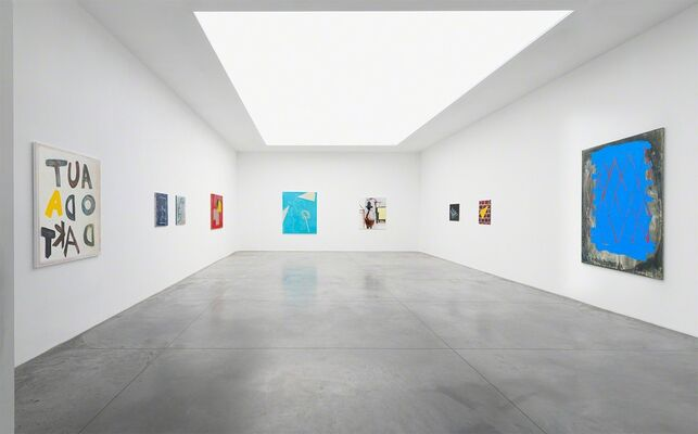 Walter Swennen — HIC HAEC HOC, installation view