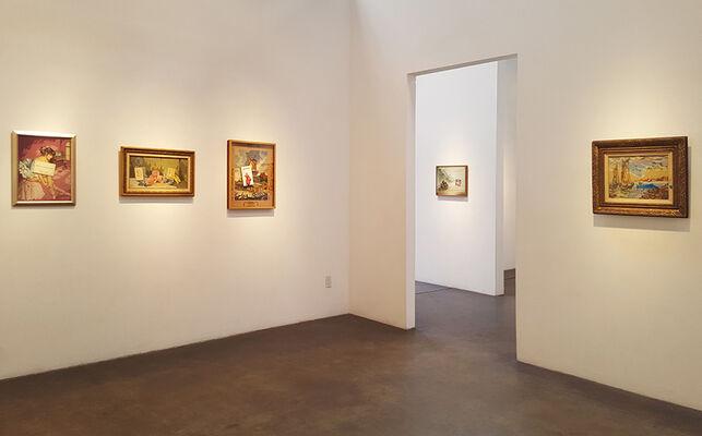 Alexis Smith: On Point, installation view