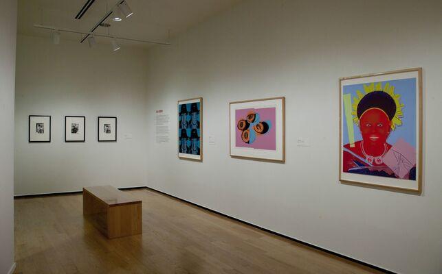 Warhol @ Wellesley, installation view