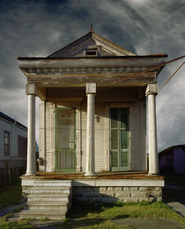 Michael Eastman, 'Shotgun House, New Orleans ', 2005, Photography, Chromogenic print, Jenkins Johnson Gallery