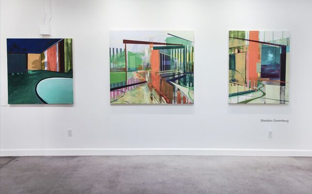 California Modern, installation view