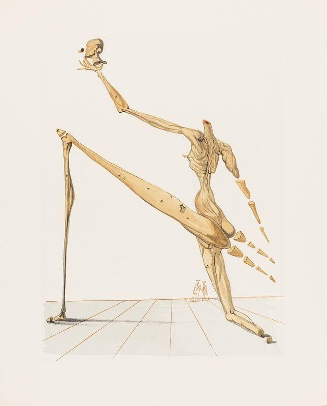 Salvador Dalí, 'La Divine Comédie (The Divine Comedy) (M&L 1039-1138; Field p.190)', 1960, Books and Portfolios, The complete set of six volumes, Forum Auctions