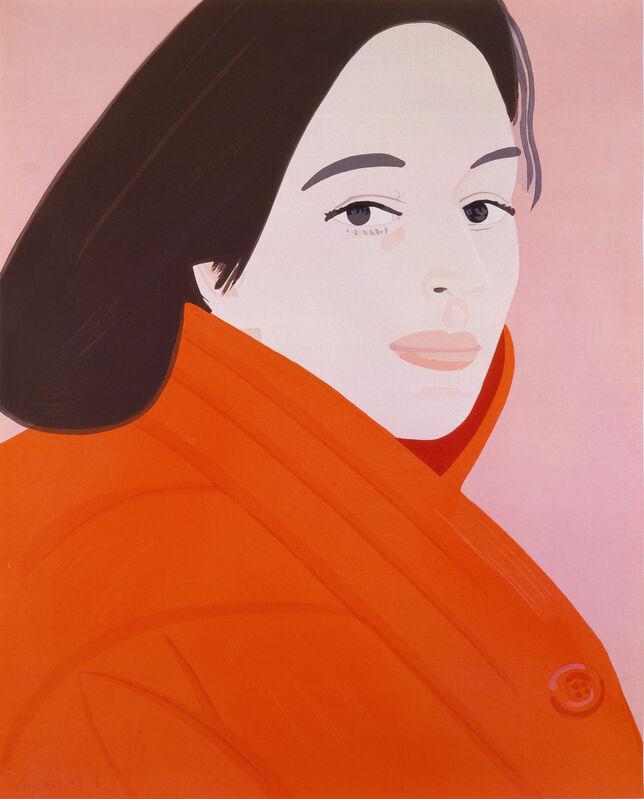 Alex Katz, 'Brisk Day III', 1990, Print, Color woodcut, Marlborough New York