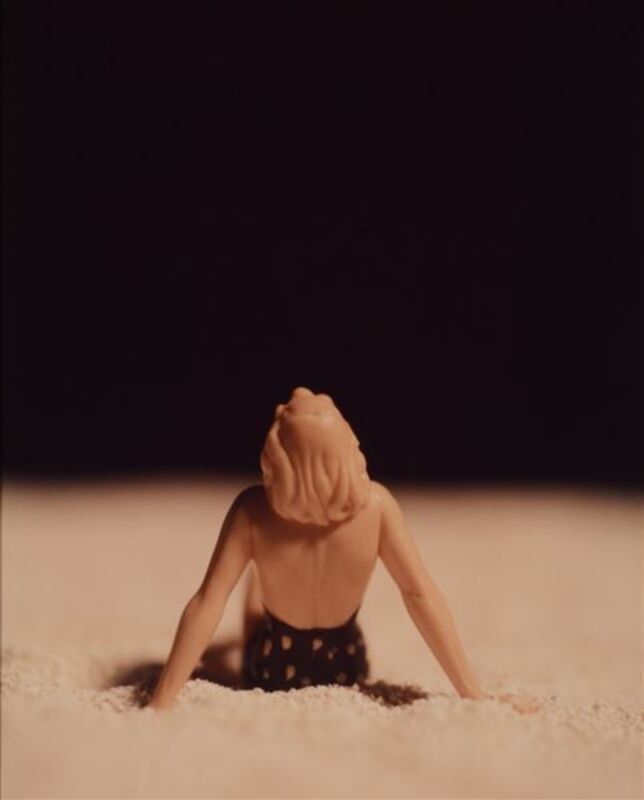 David Levinthal, 'American Beauties', Photography, Polaroid print, Gerald Peters Gallery