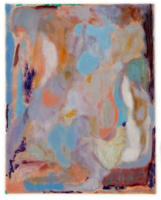 Maja Ruznic, 'Bruised Fruit', 2018, Painting, Oil on canvas, Tayloe Piggott Gallery