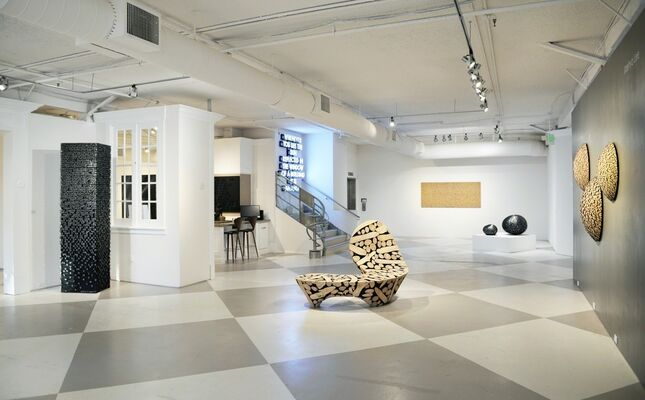 Jaehyo Lee: The Principles of Nature, installation view