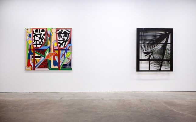 The Cut, installation view