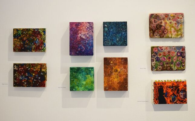 Small Works, installation view