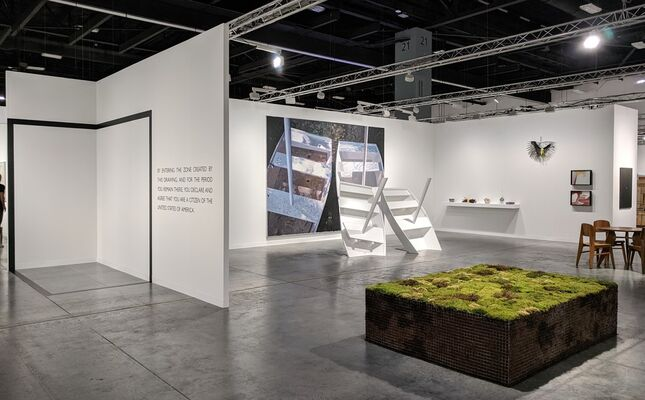 Paula Cooper Gallery at Art Basel in Miami Beach 2019, installation view