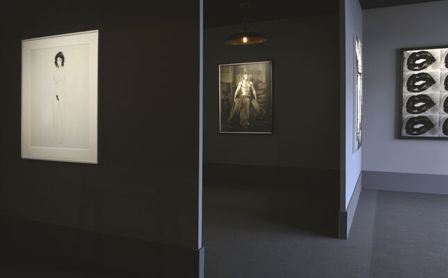 Hamiltons Gallery at Photo London 2018, installation view