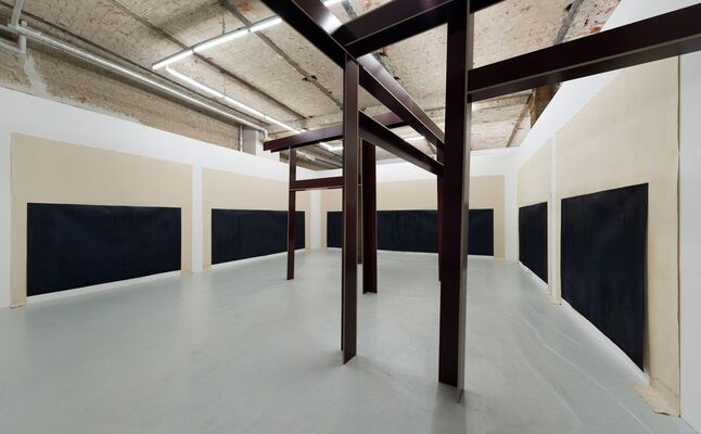 Population Two, installation view