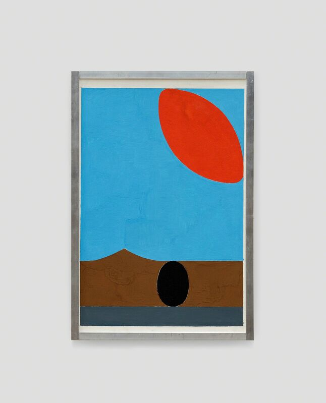Atelier Pica Pica, 'Sans Titre (Caverne)', 2018, Painting, Gouache on unalit, aluminum frame, V1 Gallery