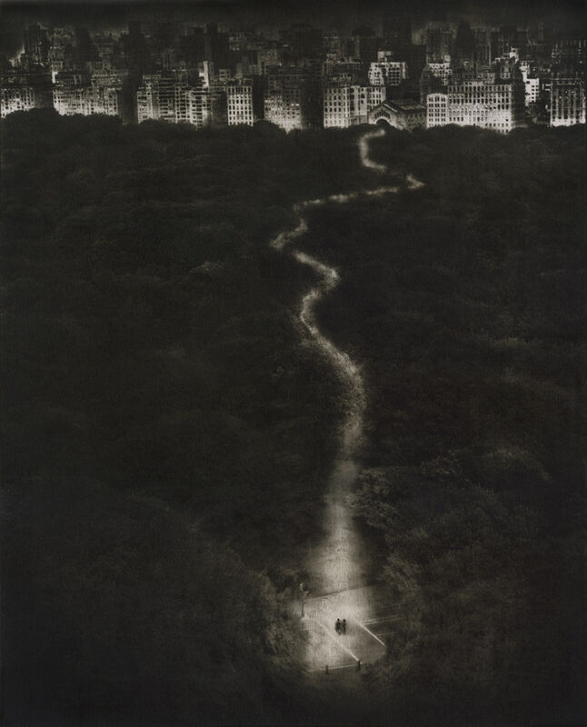 Peter Liepke, 'Sollsbury Hill', 2008, Photography, 8x10 Platinum/Palladium    16x20 Gum Bichromate, Gallery 270