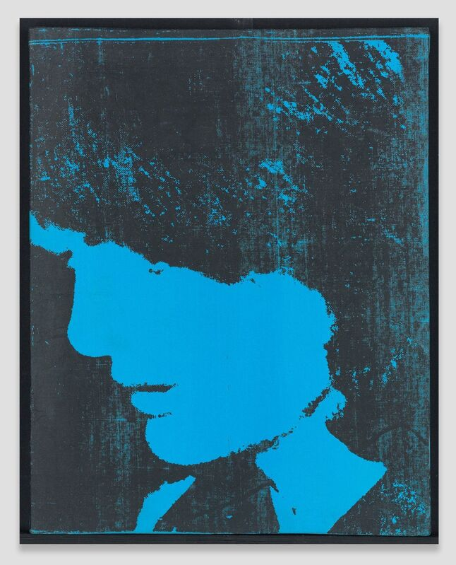 Andy Warhol, 'Jackie', 1964, Painting, Acrylic and silkscreen ink on canvas, Opera Gallery