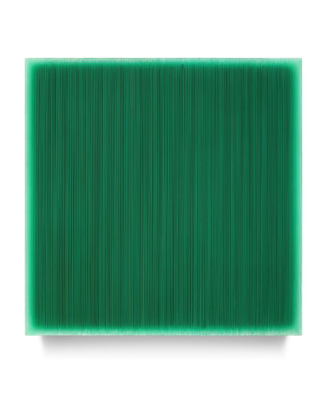 Kim Hyunsik, 'Who Likes YJ Color?', 2020, Mixed Media, Acrylic on epoxy resin, wooden frame, Hakgojae Gallery