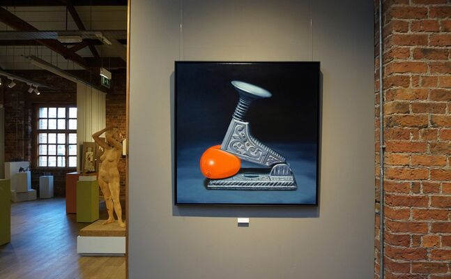 Phil McLoughlin, installation view
