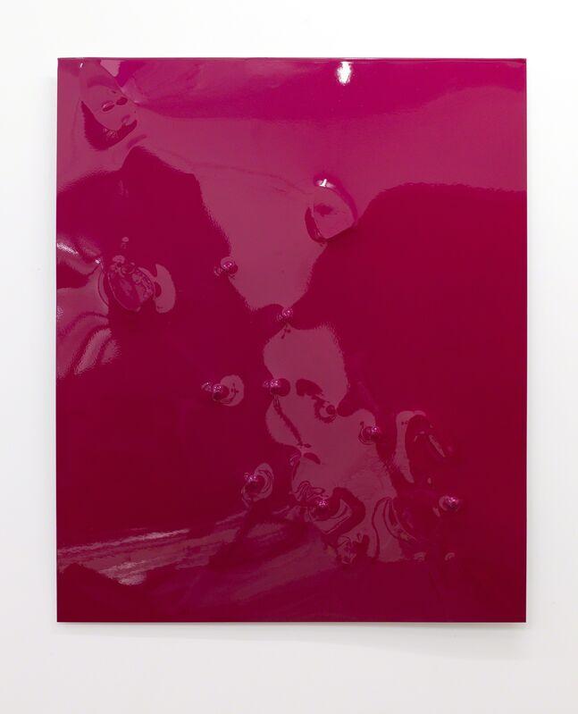 Hannah Perry, 'Gas Lighting', 2015, Autobody enamel on aluminium, Seventeen
