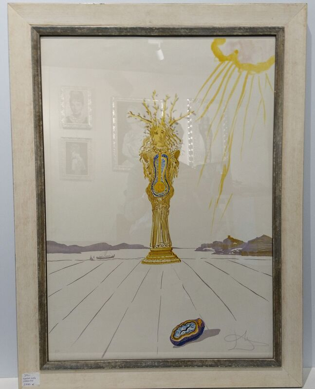Salvador Dalí, 'Untitled', ca. 1970, Print, Engraving on Arches paper, Samhart Gallery