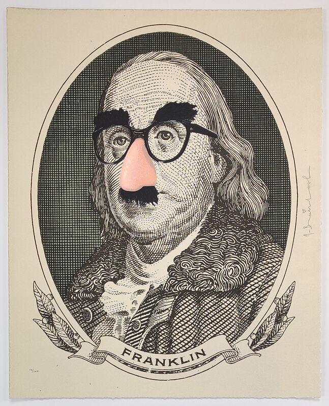 Mr. Brainwash, 'INCOGNITO', 2019, Print, SCREENPRINT, Gallery Art