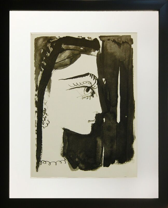 Pablo Picasso, 'Untitled II', 1949, Reproduction, Aquatint on Arches paper, Baterbys