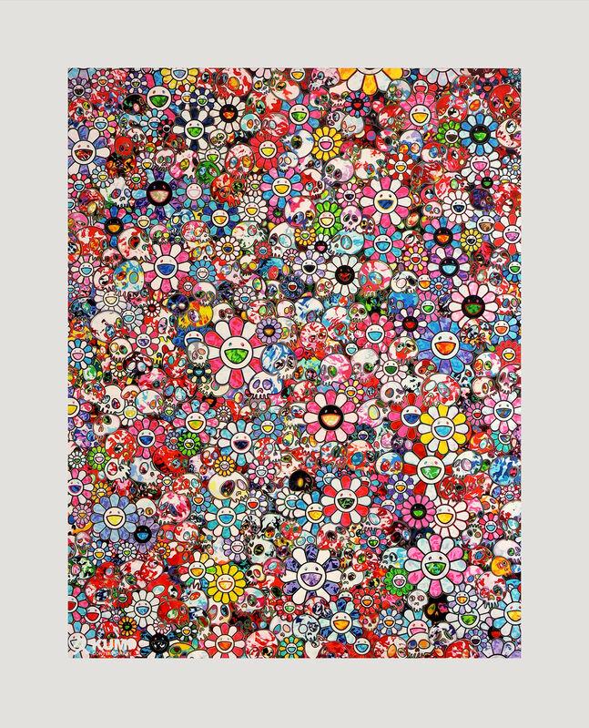 Takashi Murakami, 'Infinity', 2020, Print, Archival Pigment Print, Kumi Contemporary / Verso Contemporary