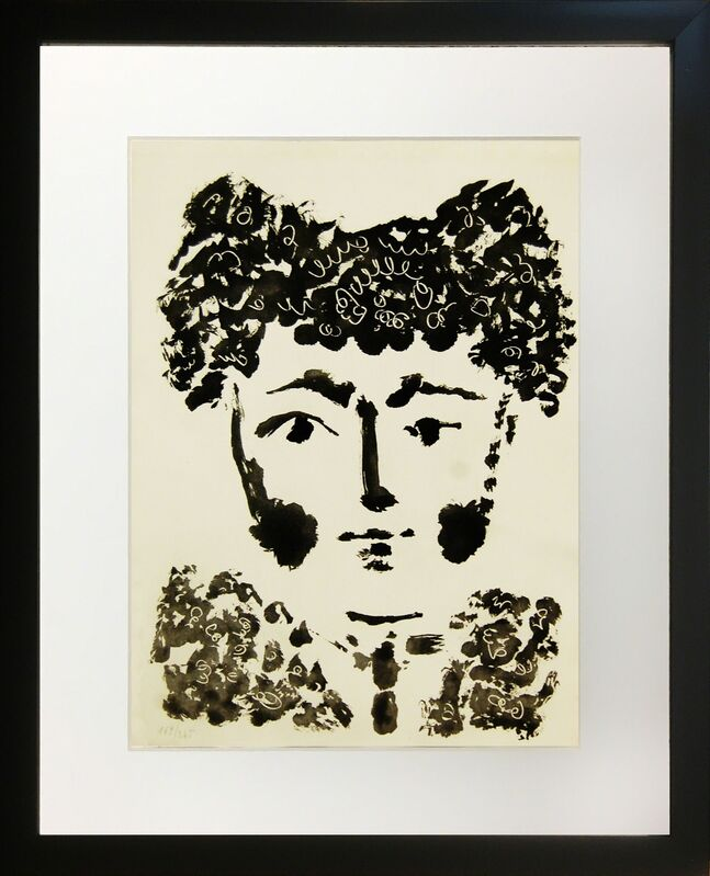 Pablo Picasso, 'Torero', 1949, Reproduction, Aquatint on Arches paper, Baterbys